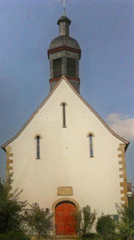 St katholische kirche St. Johannes